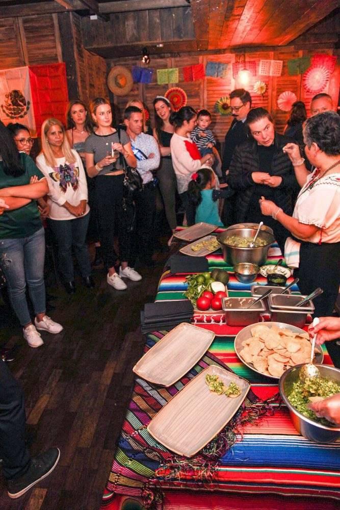 Fiesta mexicana en Irlanda Foto: Twitter @EmbaMex_Irlanda