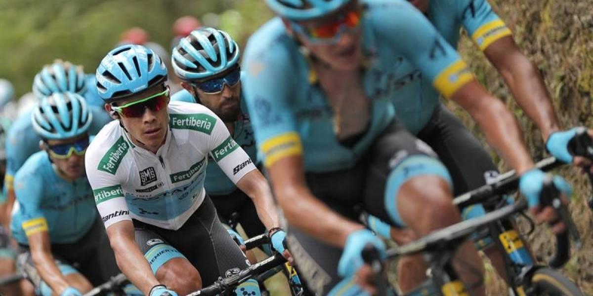 ¡Miguel Ángel López asalta el podio y gana el tercer puesto de la Vuelta España!