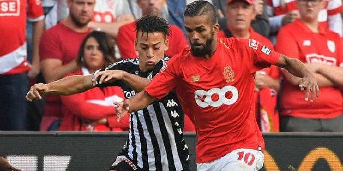 Sin goles, Ochoa y Lieja igualan frente al Charleroi
