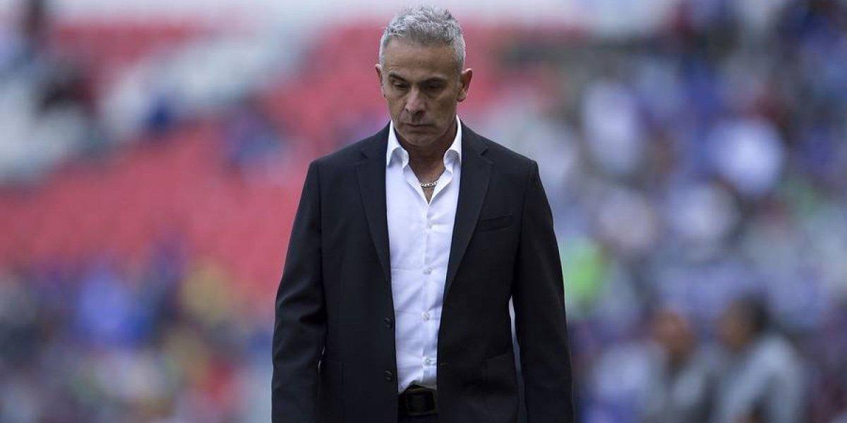 El Veracruz de Juvenal Olmos cayó ante el Atlas de Lorenzo Reyes en la liga mexicana