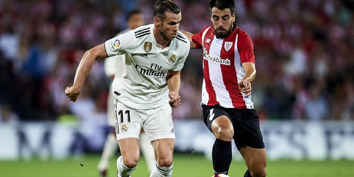 Real Madrid no pudo con el Bilbao en San Mamés