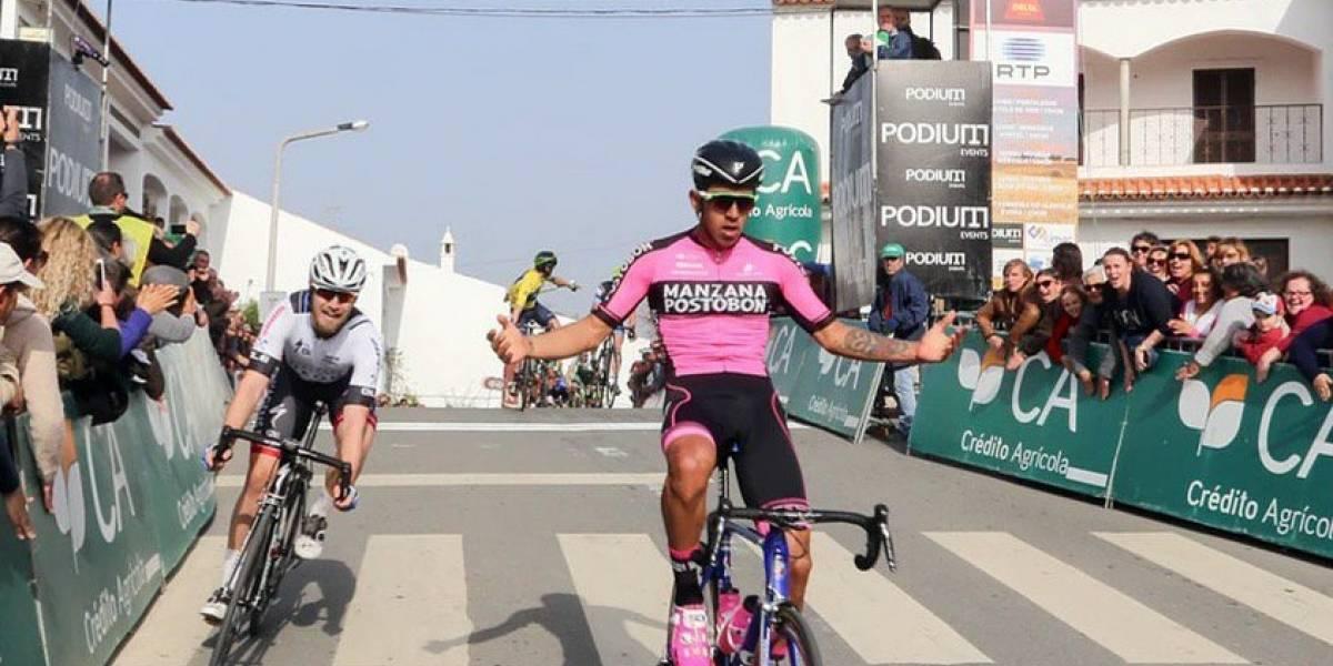 Juan Sebastián Molano, orgullo escarabajo: campeón del Tour de China