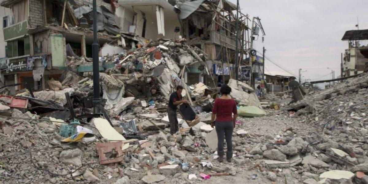 Contraloría determinó irregularidades en recursos tras terremoto del 2016