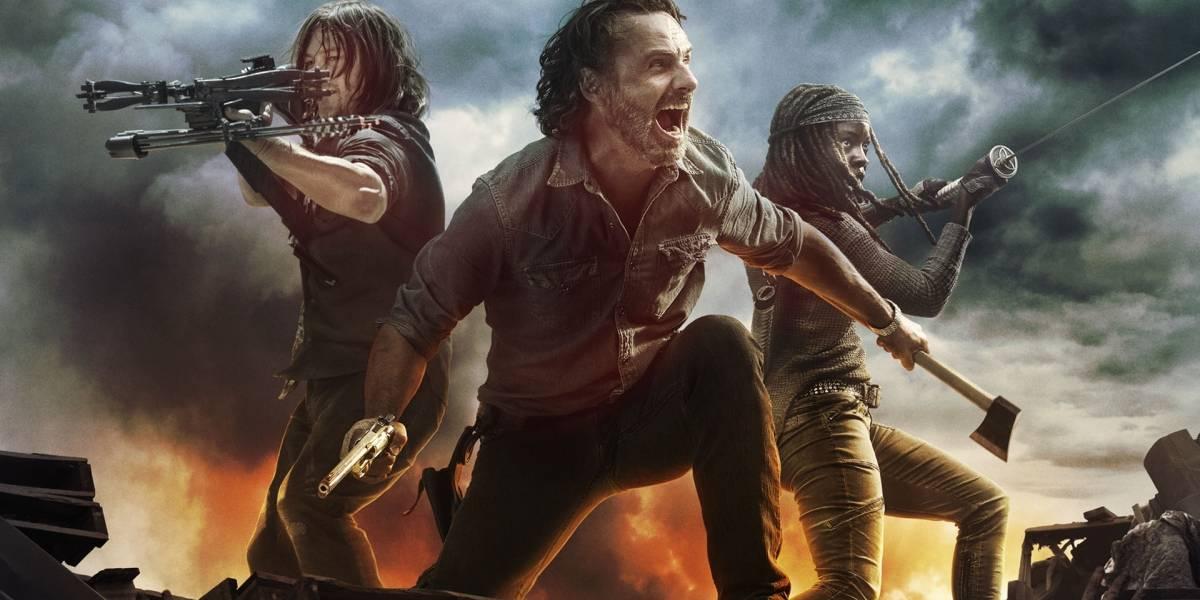 AMC quiere que The Walking Dead dure 10 años más