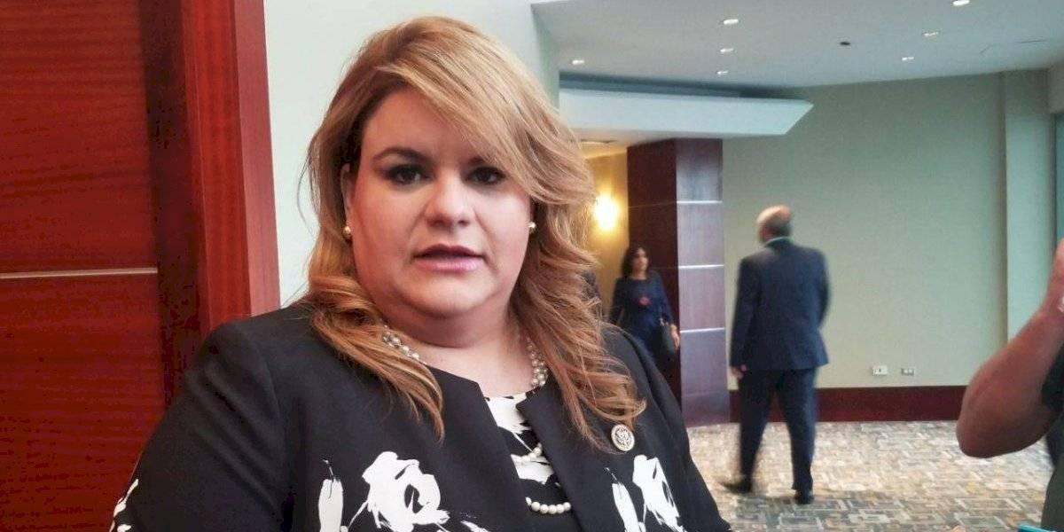 Jenniffer González se somete a prueba de COVID-19