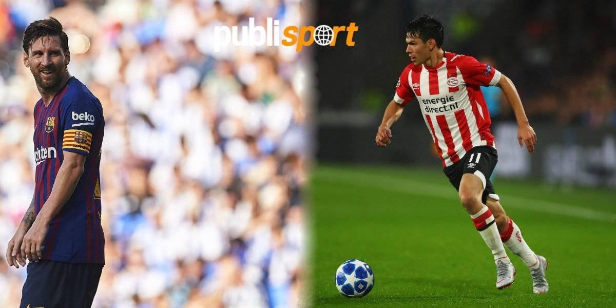Barcelona vs PSV, ¿dónde y a qué hora ver el partido?