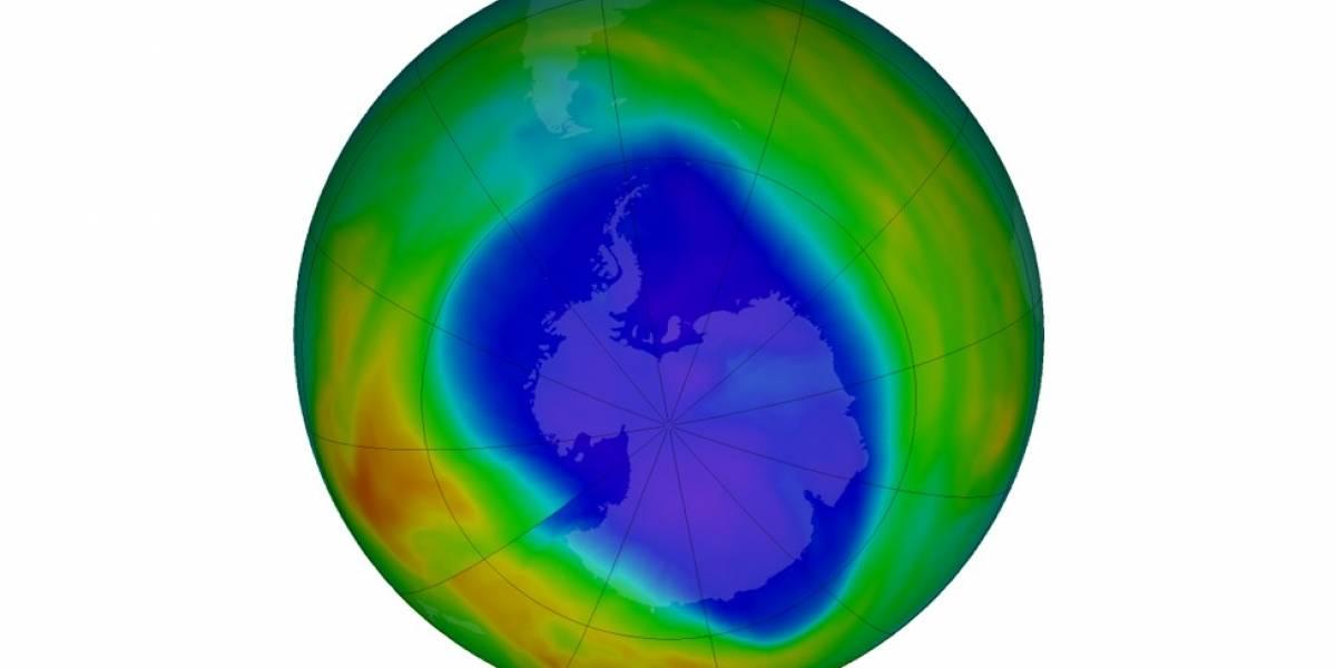 Cuál es el estado del agujero de la capa de ozono y a qué países de América Latina afecta más