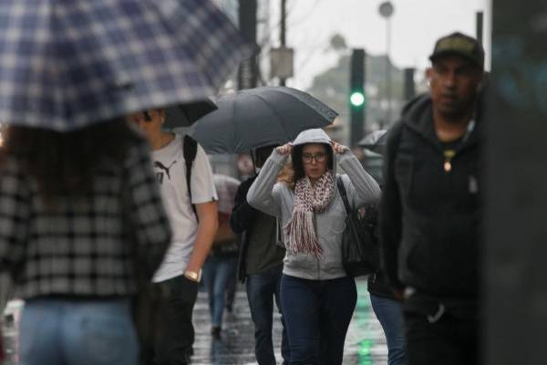 São Paulo Clima Chuva