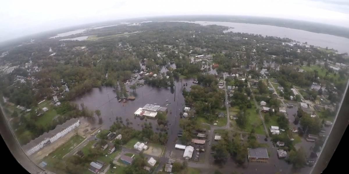 Por que o Florence é considerado 'mais perigoso que nunca', mesmo após deixar de ser furacão