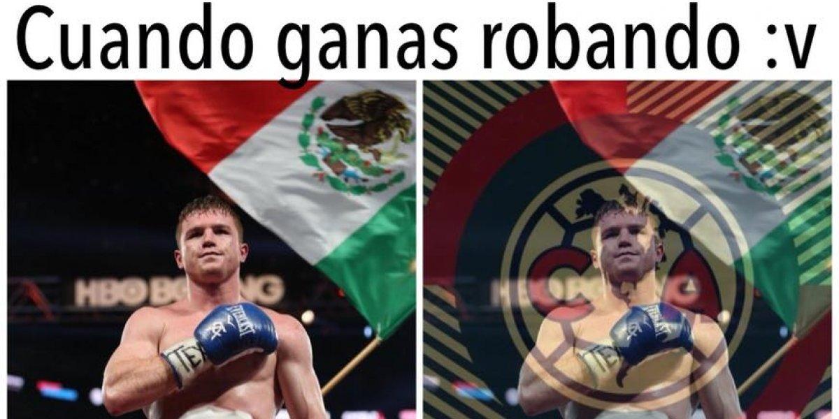 Los mejores memes de la pelea entre 'Canelo' vs GGG