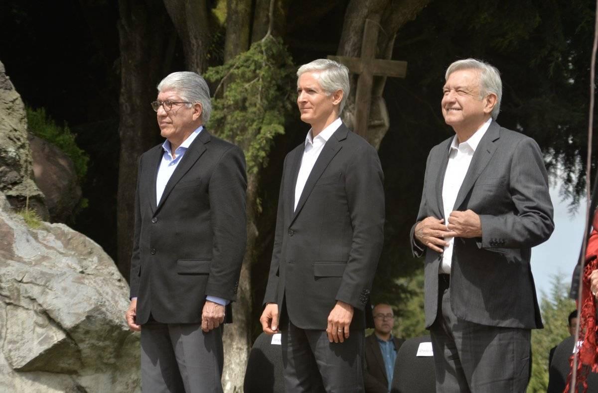 El presidente electo acudió el sábado al Edomex. Foto: Cuartoscuro.