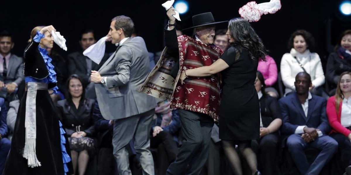 No hay primera sin segunda: intendenta Karla Rubilar se atreve con nuevo pie de cueca junto al alcalde de Puente Alto