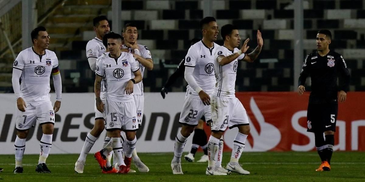 ¿Cuándo, a qué hora y quién transmite a Colo Colo ante Palmeiras en la Copa Libertadores?