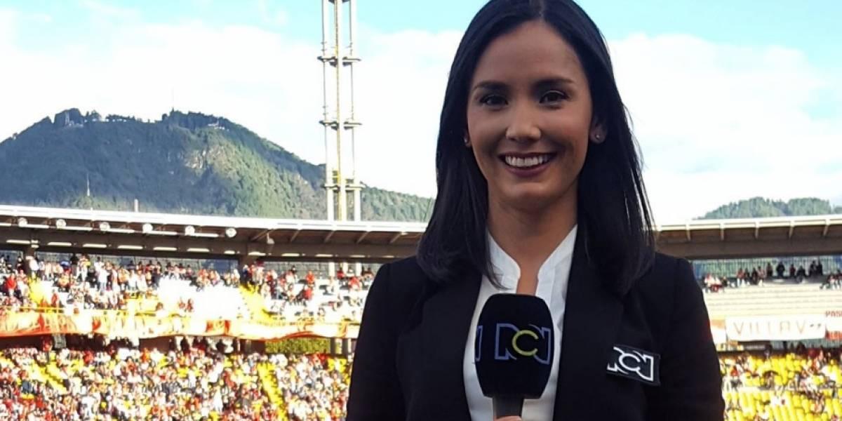 Reconocida periodista deportiva recibió fuertes amenazas contra ella y su familia