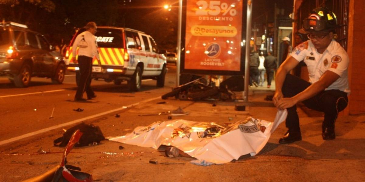 Fallecidos y heridos por exceso de velocidad, desperfectos mecánicos e imprudencias al conducir