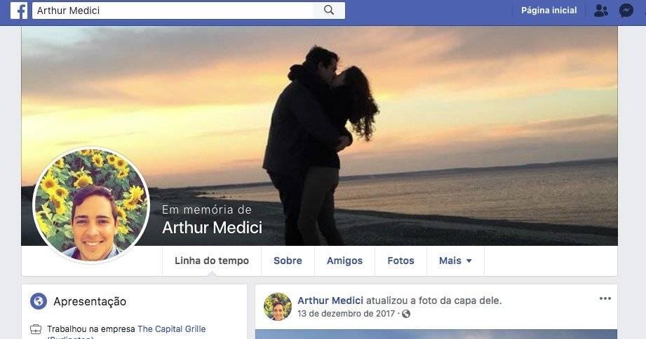 Arthur Medici morte atacado por tubarão