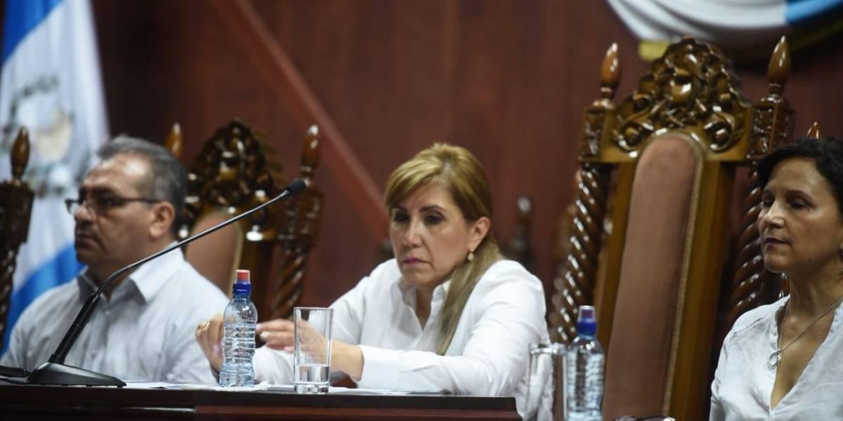 """Presidenta de CC: """"La resolución indica que se debe permitir el ingreso al territorio nacional del comisionado o comisionada de la CICIG"""""""
