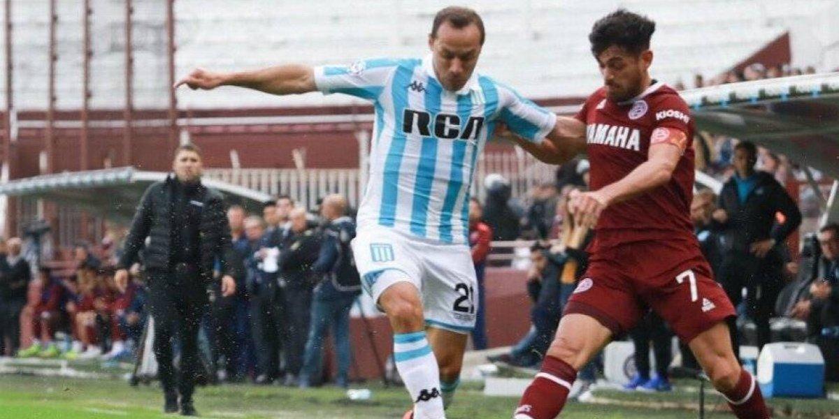 Díaz, Arias y Mena brillan en el Racing puntero de la Superliga argentina