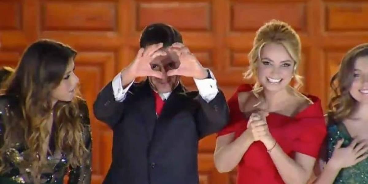 La verdadera señal que Peña Nieto hizo desde Palacio Nacional