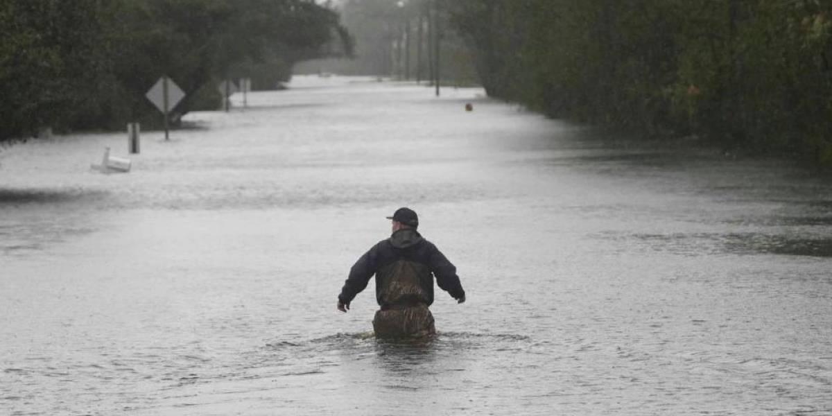 Ya van 14 muertes por inundaciones y lluvias torrenciales de Florence