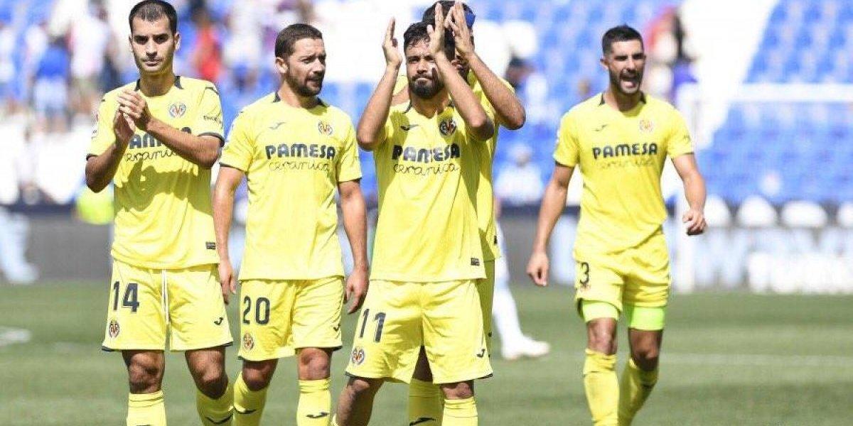 Chilenos en Europa: Manuel Iturra debutó en Villarreal y Pulgar fue expulsado en el Bologna