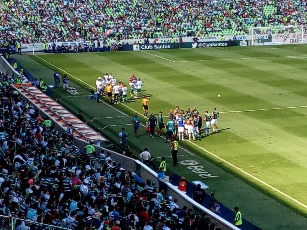 Santos vs León