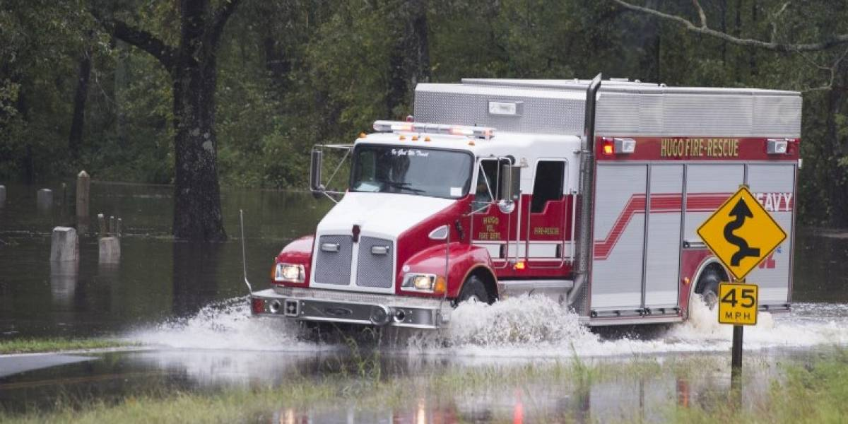 Florence se debilita, pero deja 13 muertos en la costa de Estados Unidos