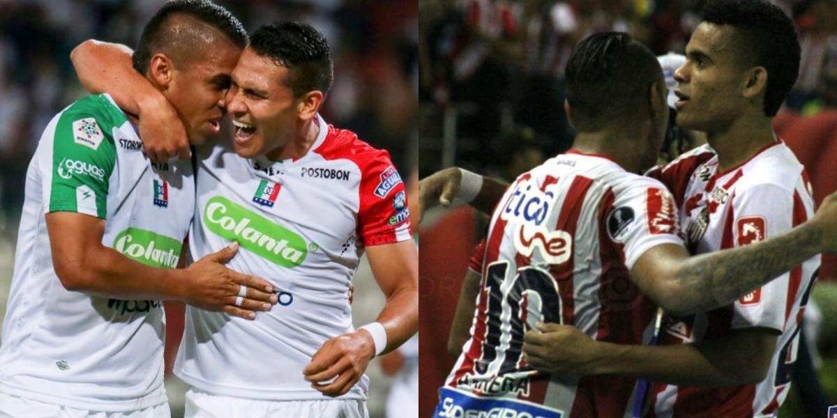 Once Caldas vs. Junior de Barranquilla: ¡Partidazo de la fecha 10 en la Liga!