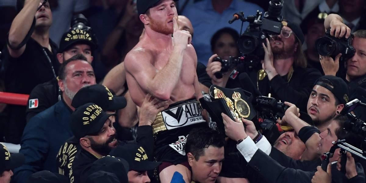"""""""Canelo"""" Álvarez peleará con Callum Smith en diciembre"""