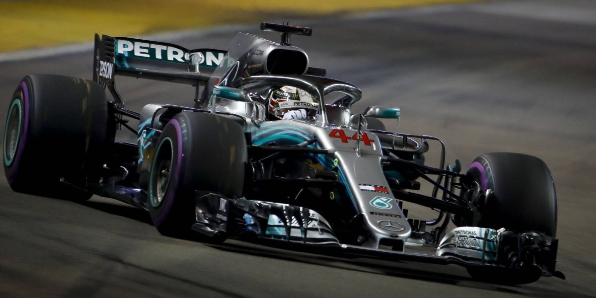 Hamilton pretende sacarle mayor diferencia a Vettel en Singapur