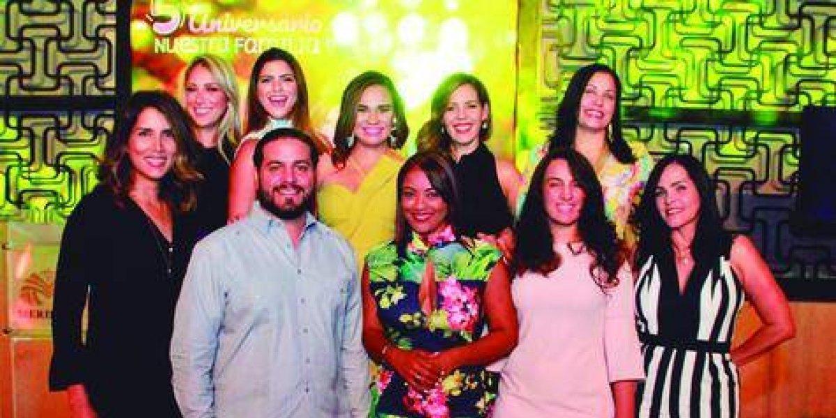 """Programa """"Nuestra familia"""" celebra cinco años fomentando valores"""
