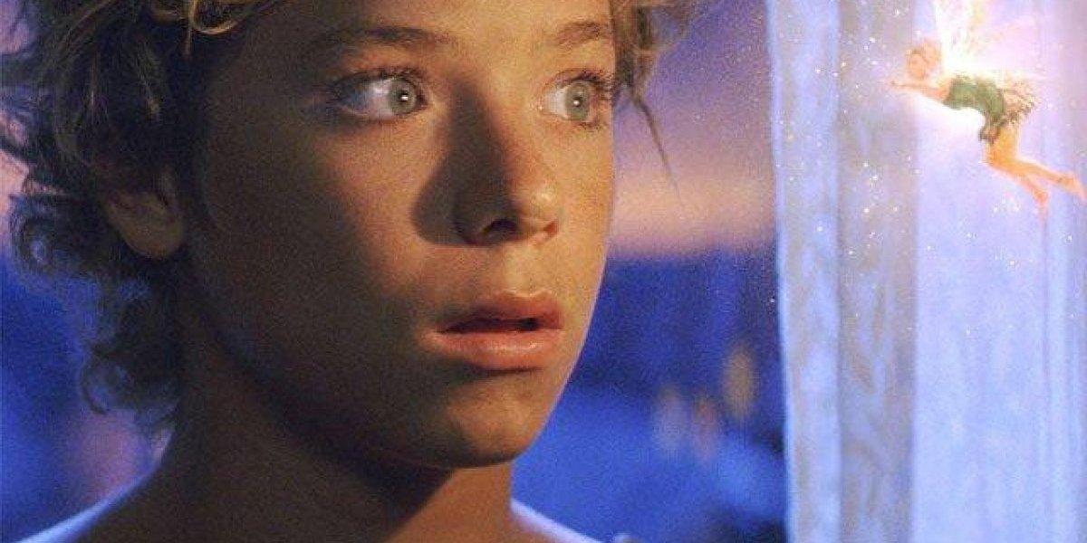 Mira cómo luce el actor de 'Peter Pan' 15 años después del estreno de la película