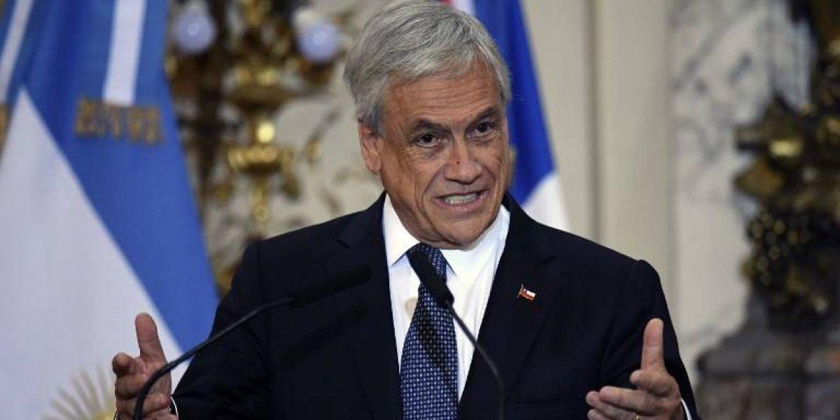 Piñera defiende Ley de Identidad Género ante rechazo de evangélicos