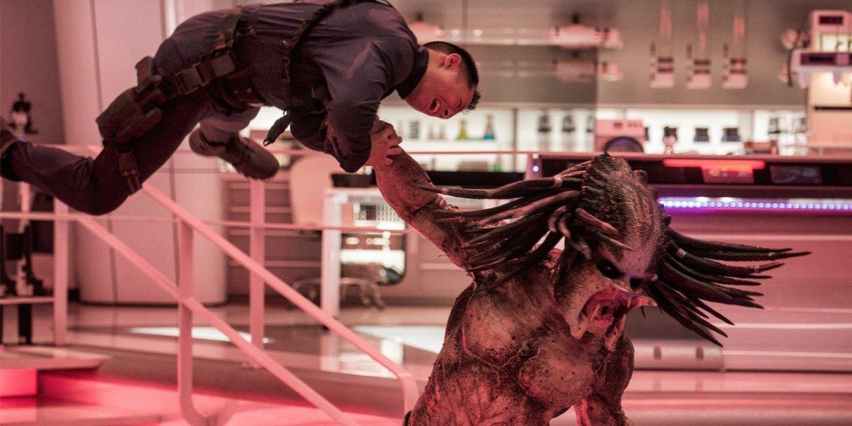"""""""The Predator"""" se devora la taquilla en su fin de semana de estreno en EE. UU."""