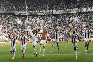 Gol de Cristiano Ronaldo con la Juventus