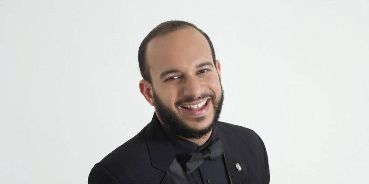 Samuel Esteban volverá a cantar en la Capilla de los Remedios