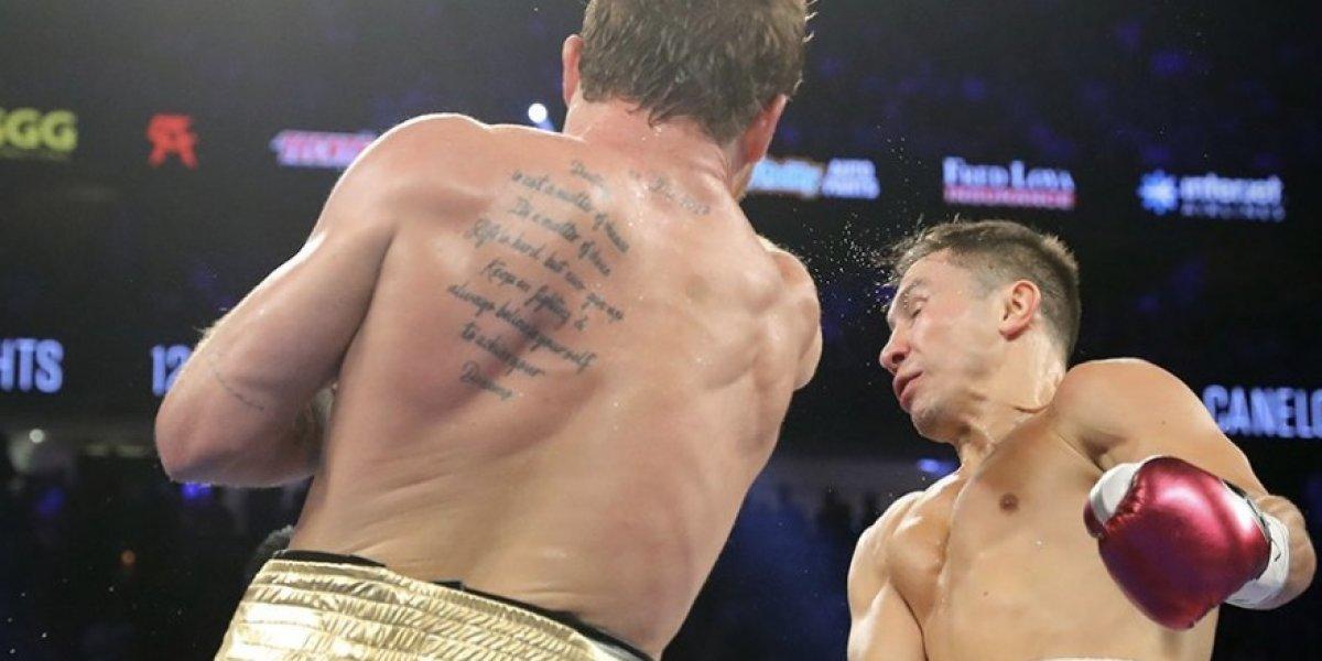 Auguran tercera pelea entre 'Canelo' y GGG
