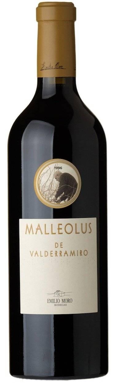 Vino Malleolus de Valderramiro. Elaborado a partir de la selección de uvas del Pago de Valderramiro, fermentado en depósitos de acero inoxidable. Cortesía