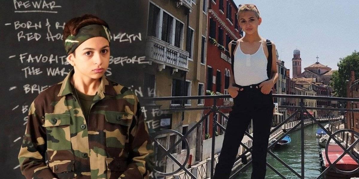 Joven actor de 'Spiderman' hace su primera aparición como mujer transgénero