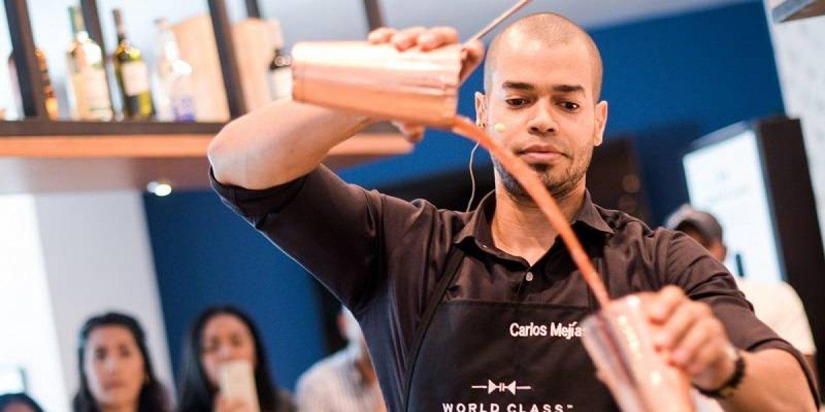 Carlos Mejía: 'El éxito de un buen cóctel está en el balance de sus ingredientes'