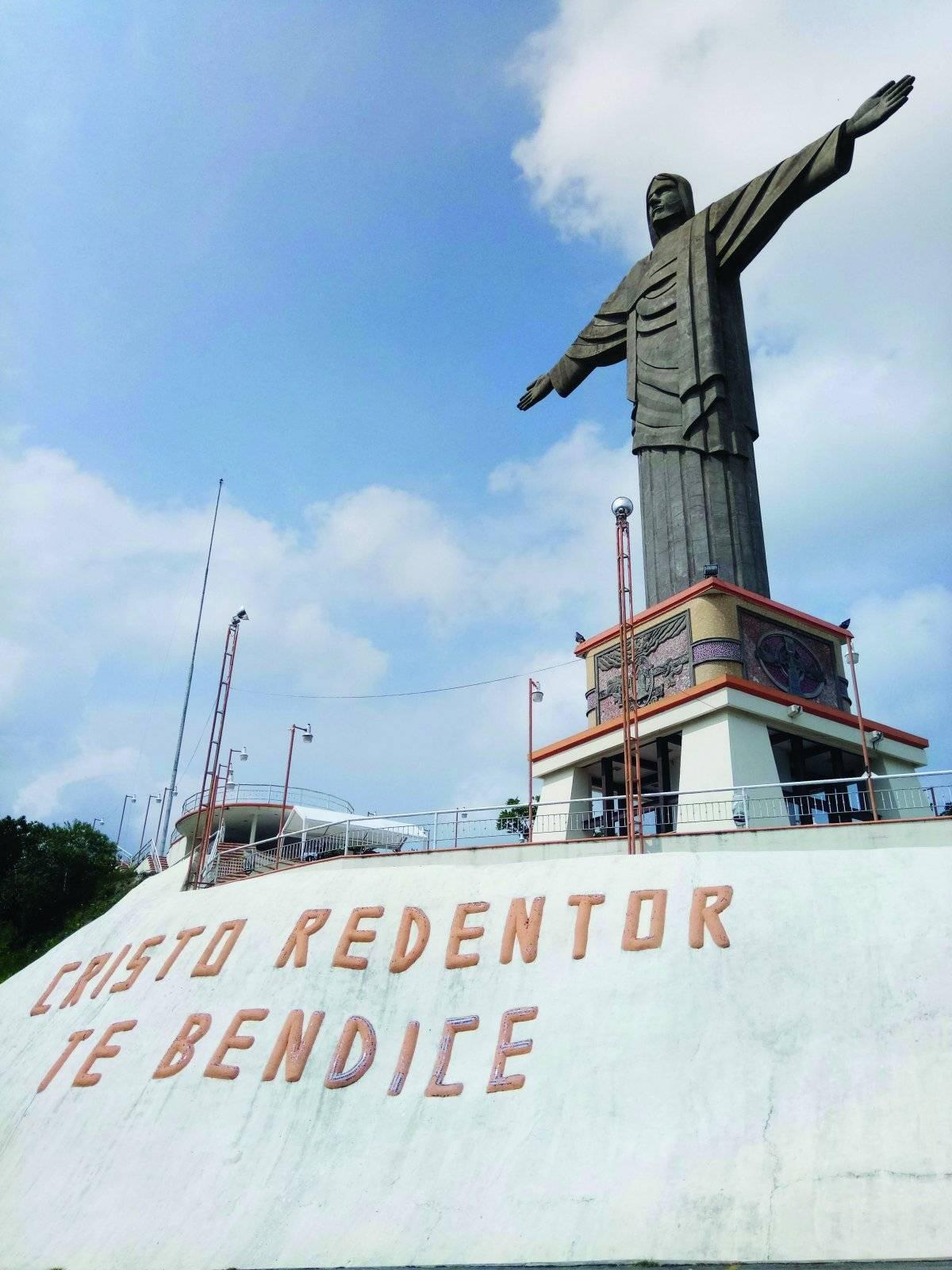 Cristo Redentor. Maryelin Reyes