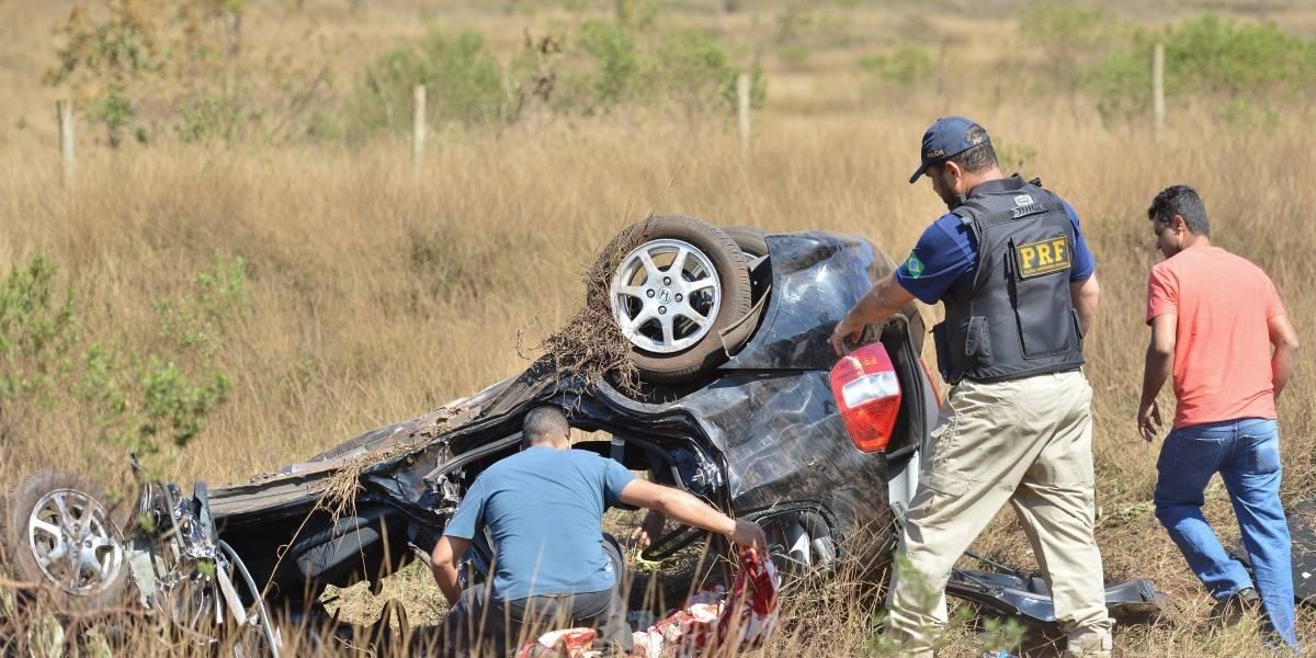 Governo federal vai lançar metas para reduzir mortes no trânsito