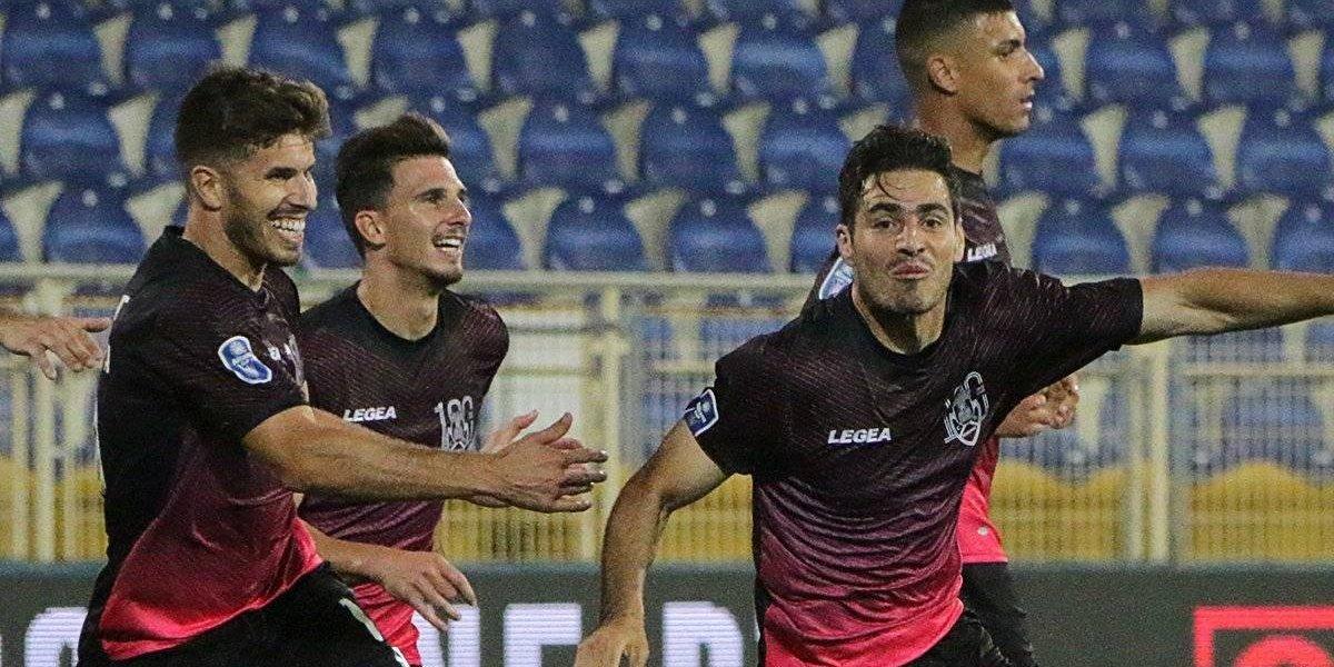 Pollo Briseño le da el triunfo al Feirense en la Copa de la Liga