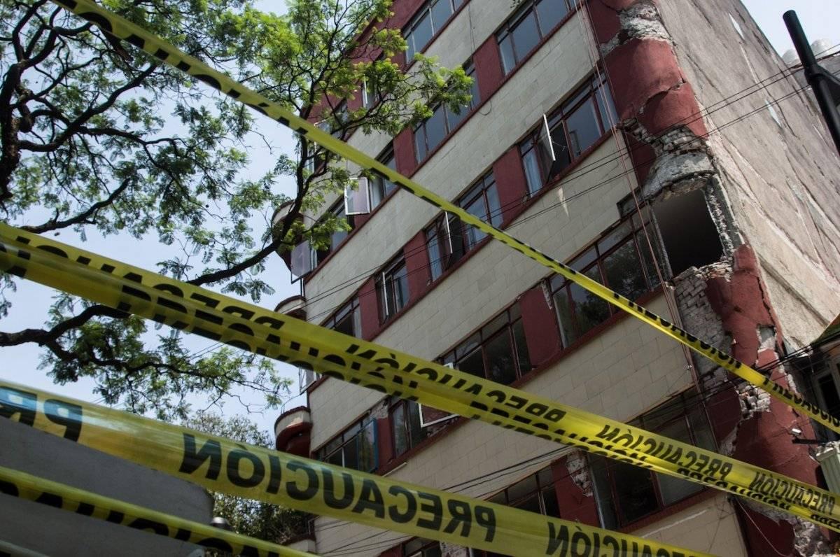 Los sismos registrados en septiembre de 2017 dejaron 180 mil 731 viviendas dañadas, ubicadas en ocho estados; de las cuales 50 mil 610 reportan daño total / Cuartoscuro
