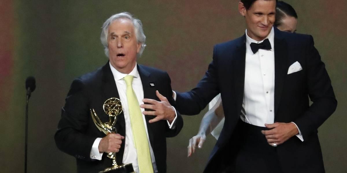 Emmy 2018: Esnobado com Fonzie, Henry Winkler brinca: 'Escrevi o discurso há 40 anos'