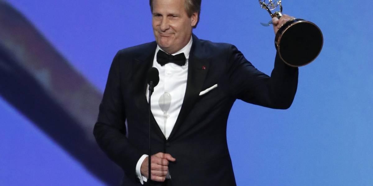 Emmy 2018: Jeff Daniels vence como melhor ator coadjuvante em série limitada ou telefilme