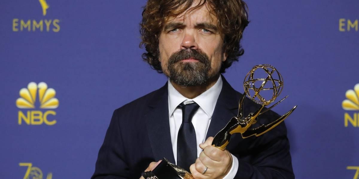 Emmy 2018: Peter Dinklage, o Tyrion de GOT, é o melhor ator coadjuvante em série dramática
