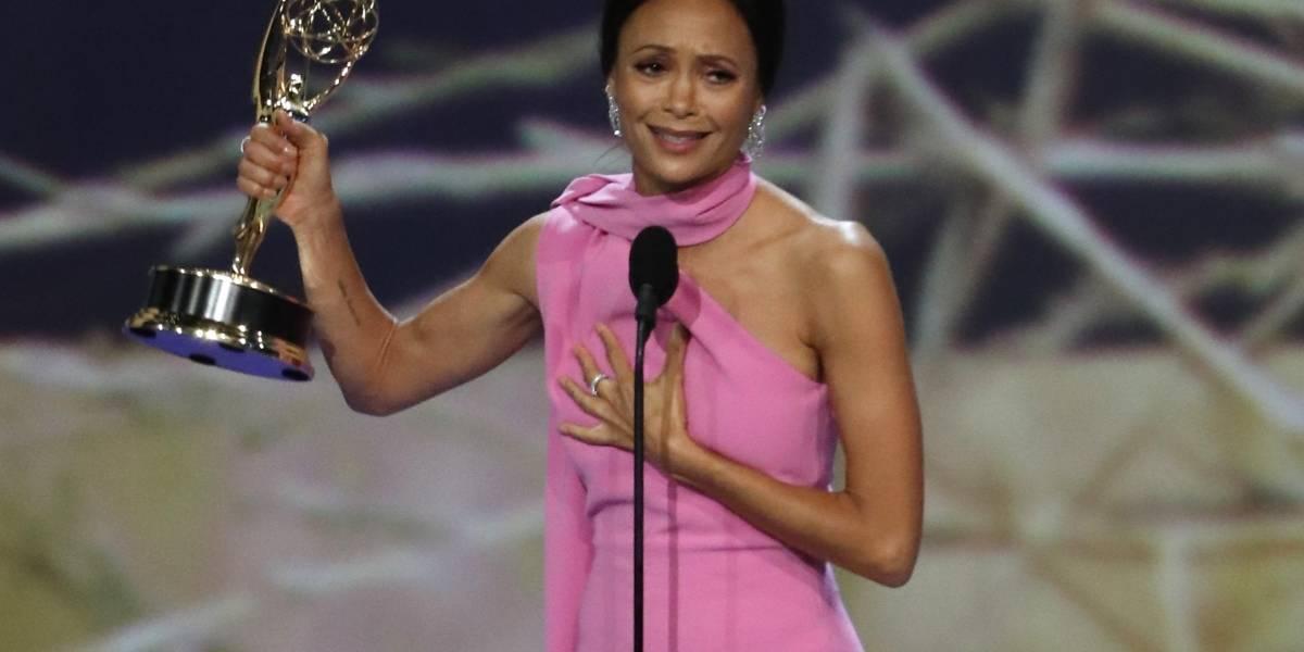 Emmy 2018: Thandie Newton ganha como melhor atriz coadjuvante em série dramática