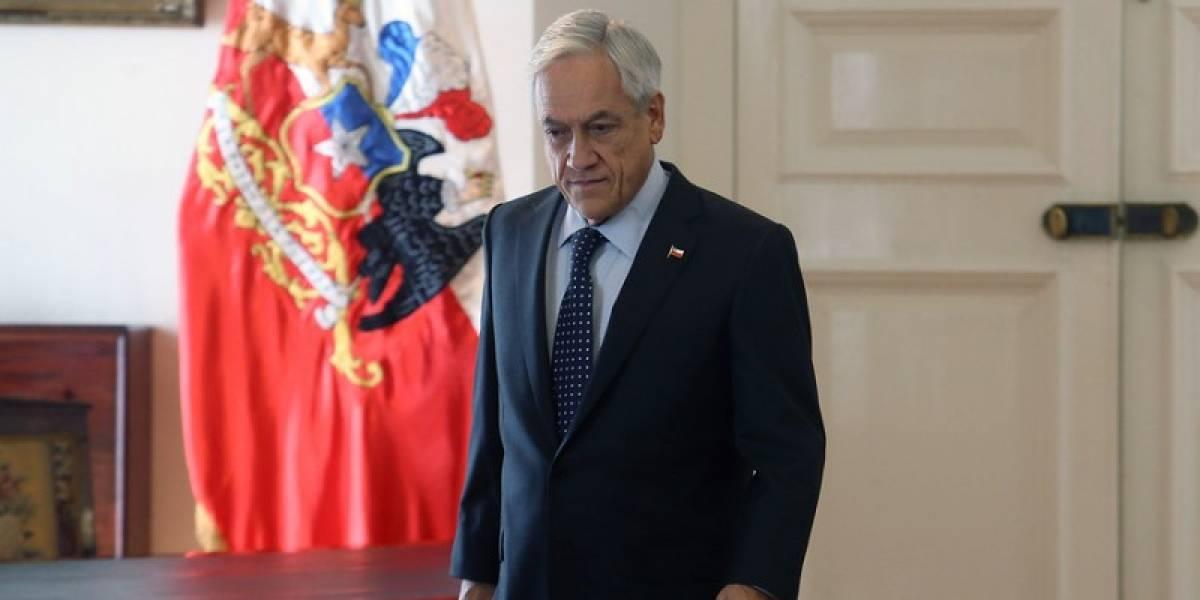 """Piñera responde mensaje de Evo Morales a días del fallo de La Haya: """"Los países honorables honran los tratados que firman"""""""