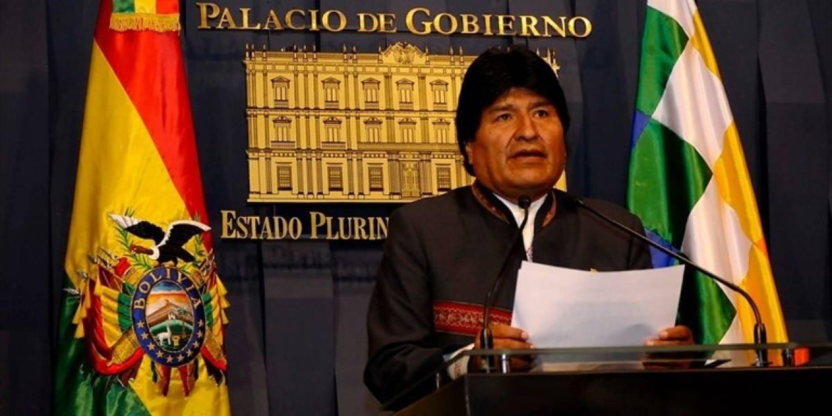 """El llamado de Evo Morales a Piñera a días del fallo de La Haya: lo invita a """"cerrar las heridas abiertas hace más de 100 años"""""""